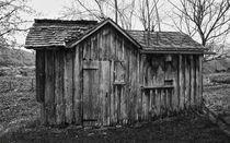 Hütte mit Vergangenheit von Tobias Hielscher