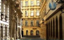 Street in Vienna  von Agnieszka  Grodzka