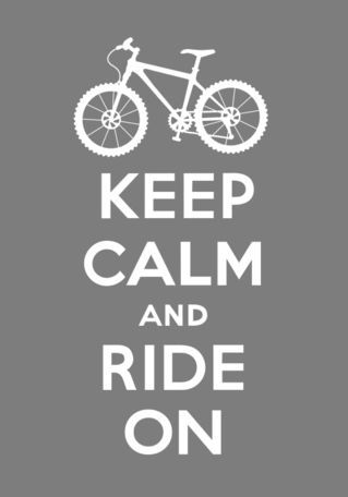 Keep-calm-ride-on-grey