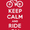 Keep-calm-ride-on-red