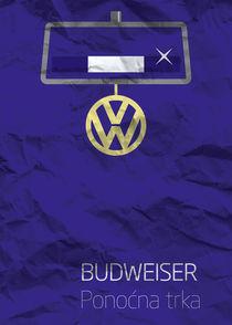 Budweiser - Ponocna trka von Marko Svircevic