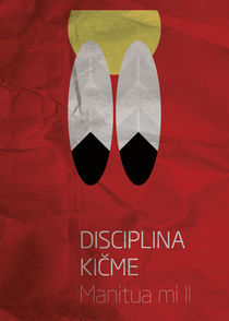 Disciplina KIcme - Manitua Mi II von Marko Svircevic