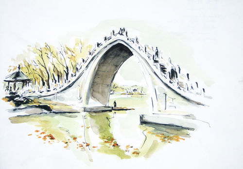 Summerpalacebridge