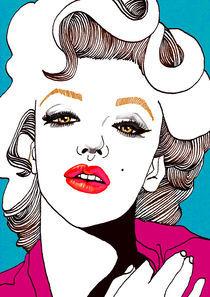 Marilyn Monroe by soulist aurora