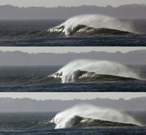 big wave by Fred Le Leannec