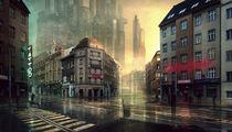 Prague by Tomas Honz