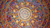 Orient Persisch Design  von Künstler Ralf Hasse