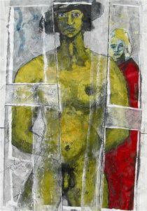 Verborgene Hände by Edgar Piel