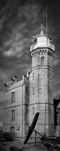Leuchtturm Stolpmünde von Holger Brust