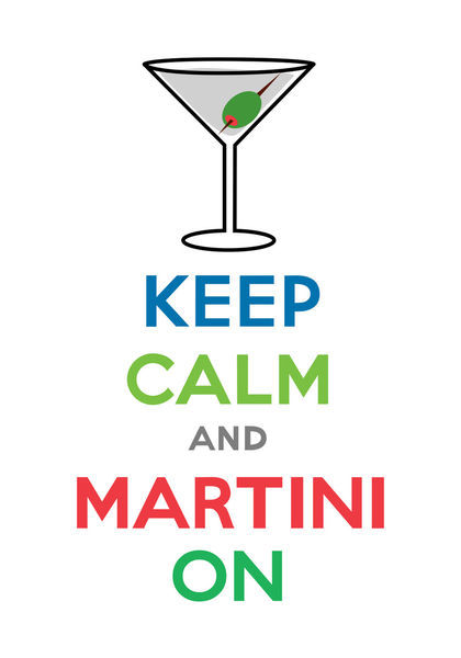 Keep-calm-and-martini-on