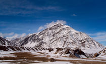 Chocolate mountain 1 by Anna  Zhuravel