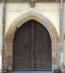 Portal of a Church by safaribears
