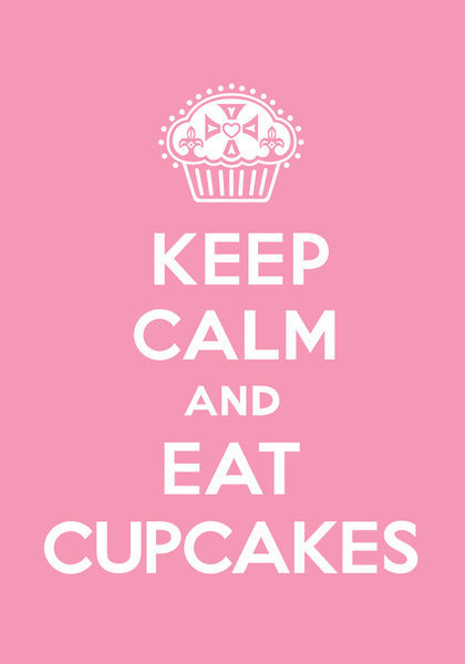 Keep-calm-eat-cupcakes-pink