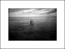 Just game/Portobello beach by kallopeter