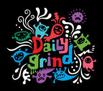 Daily Grind black von Andi Bird