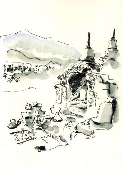 Borobudur300
