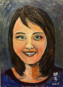 Artist by Myungja Anna Koh