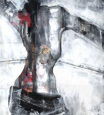 Körper mit Tuch by Edgar Piel