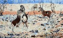 Wilde Quaggas by Dorothee Rund
