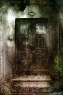 Dark Gothic Doors by Arther Maure