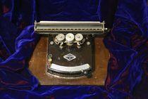 """Schreibmaschine """"Gundka"""" von ir-md"""
