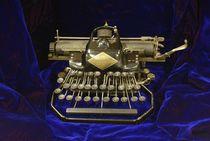 """Schreibmaschine """"Blickensderfer"""" von ir-md"""