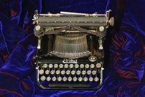 """Schreibmaschine """"Erika"""" von ir-md"""