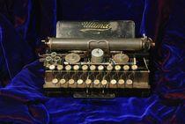 """Schreibmaschine """"Ultima"""" von ir-md"""