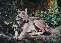 Wolf by Dorothee Rund