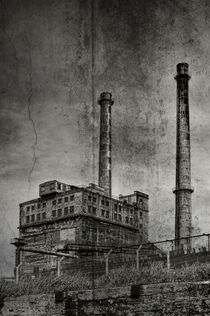 Twin chimneys by Arther Maure