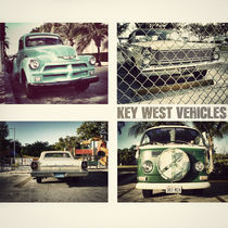 Key West Vehicles by Arther Maure