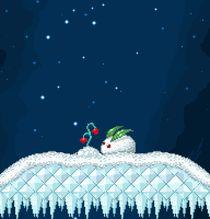winternight von Ayumu Langenhan