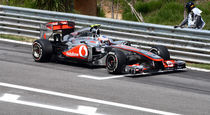 Jenson Button by Barbara Roma