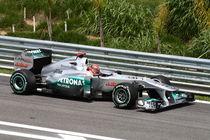 Michael Schumacher by Barbara Roma