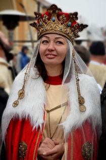 Queen Marie by Mihai Cîmpan