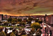 View over Pest von István Balogh