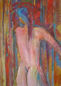 woman as a sign von Valentin Manaila