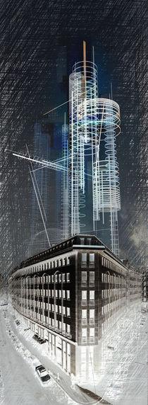'Futuristic design in Vienna' von Sergiy Prokofyev