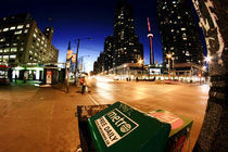 Toronto city by CASTILLO Renaud