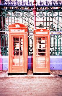 Phone boxes von Giorgio Giussani