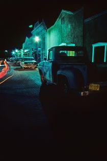 Santa Fe night von Paul Segsworth