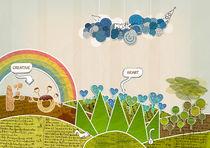 Creative Land by jacysegdin