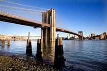 Brooklyn Bridge von Christoph Haberthuer