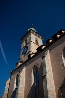 Church in Nürtingen by safaribears