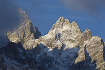 Teewinot Mountain von Barbara Magnuson & Larry Kimball