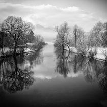Winter's silence // Winterstille by Eva Stadler