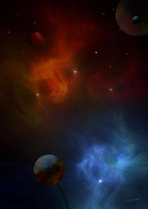 Sternenlichter by Eckhard Röder