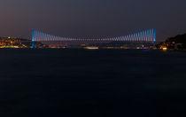 Bosphorus Bridge von Evren Kalinbacak
