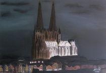 Kölner Dom by Walter Kall