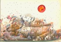 Fantasy landscape 8 by Oscar Vela